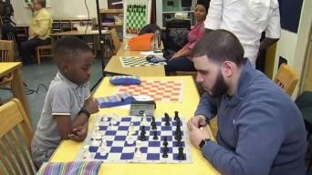 8-Year-Old Chess Champion Gets Home of His Own