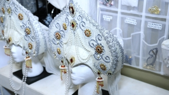 The Beautiful Costumes of Anastasia on Broadway