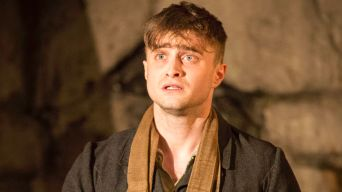 "Review: Daniel Radcliffe, in ""Inishmaan"""