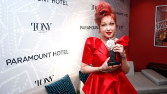 """Pippin,"" Lauper Wins Make for Tony's Best Moments"