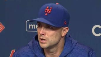 David Wright Tearfully Announces End of Baseball Career