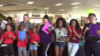 Donating School Supplies to Students in Need