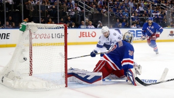 Rangers Face Elimination After 2-0 Loss to Lightning