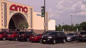 Group Damages Cars Outside NJ Movie Theater