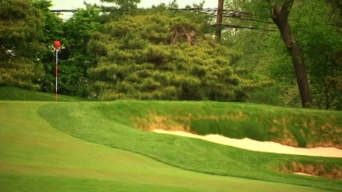 2013 U.S. Open Hole No. 12