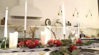 Easy Ways to Beautify Your Holiday Table