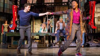 """Kinky Boots"" Gets a Leading 13 Tony Award Nods"