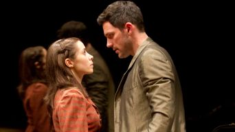 "Steve Kazee Thanks ""Once"" Fans"