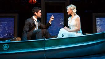 """Review: """"The Last Five Years,"""" at Second Stage"""