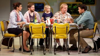 "Review: ""Little Miss Sunshine,"" at Second Stage"