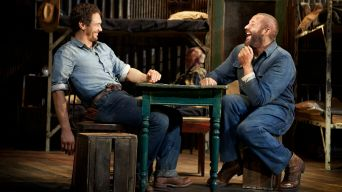 "Review: Franco, O'Dowd in ""Of Mice and Men"""