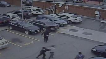NYPD Chief Stops Man With Gun Near Precinct