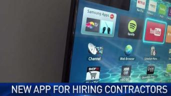 New App For Hiring Contractors