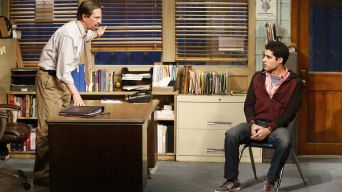 "Vineyard Theatre Opens ""The North Pool"""
