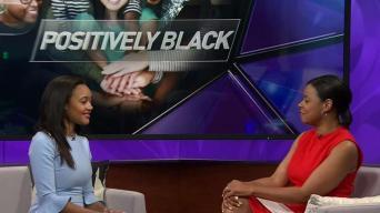 Positively Black: Lauren Simmons