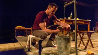 "Review: ""The River"" Finds Hugh Jackman in Troubled Waters"
