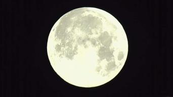 Super Snow Moon Comes Tuesday Night
