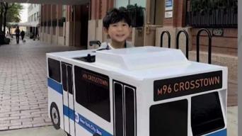 Surprise for MTA's Biggest Fan
