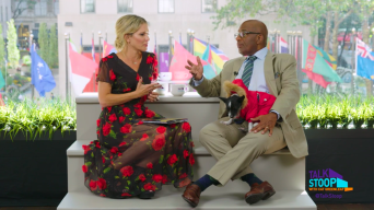 We're Catching up With Our Favorite Weatherman, Al Roker