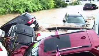 War of Words After Flooding in Little Falls