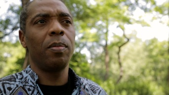 Femi Kuti in Central Park