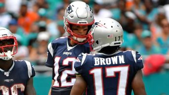 Tom Brady Reacts to Release of Antonio Brown, Calls Situation 'Difficult'