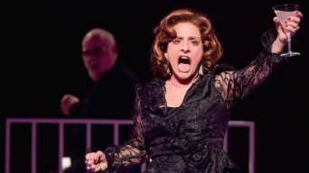 Patti LuPone Snatches Phone From Audience Member