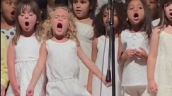 Video of 4-Year-Old Singing 'How Far I'll Go' Goes Viral