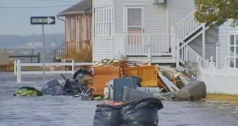 Jersey Shore Grapples with Floods After Powerful Winter Storm