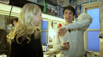 """Behind the Scenes: """"The Curious Incident of the Dog in the Night-Time"""""""