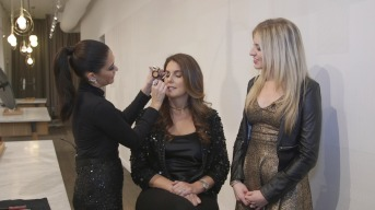Holiday Sparkle Makeup Tips