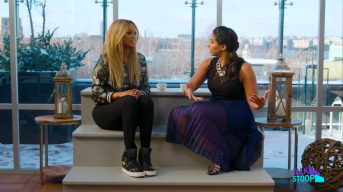 Tyra Banks Teaches Nessa the Right Way to Smize - You Don't Want to Miss This!