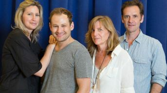 "Tony Nominees Kimball, Gets in NYMF's ""Julian Po"""