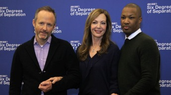 """Six Degrees of Separation"" Returns to Broadway"