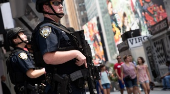 Heavily Armed Cops Being Posted Outside NYPD Precincts: Memo