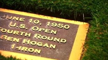 2013 U.S. Open Hole No. 18