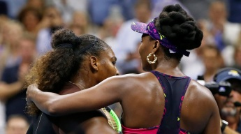 Serena Matches Her Easiest Win Over Venus in US Open Rout