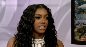 Porsha Williams Chats RHOA Season 9