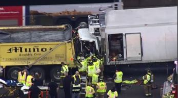 Accidents on NJ Turnpike, Route 17 Causing Huge Traffic Mess