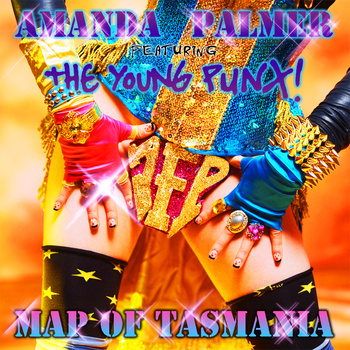"MpFree: ""Map of Tasmania"" – Amanda Palmer"