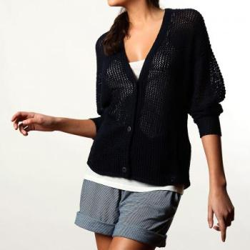 Sandro Cardigan Sweater
