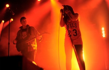 Listen to the New Sleigh Bells Album