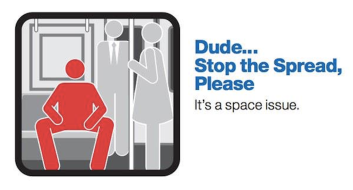 Chivalry Not Dead on NYC Subways; Manspreading Still Annoys