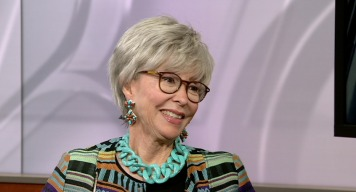 Rita Moreno Talks 'One Day at a Time'
