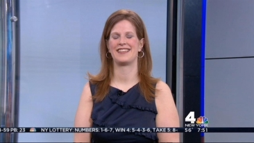 NBC 4 New York: Celebrating the Joy Fit Club!