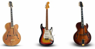 Clapton, Van Halen Guitars Among Those Offered by NYC Auction House