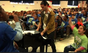 Staten Island's P.S.22 Chorus Preps Hard for Oscars