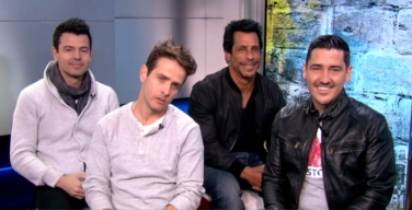 """Catching Up with """"NKOTB"""""""