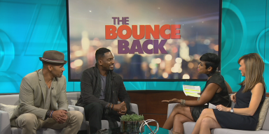 "Shemar Moore & Bill Bellamy on ""The Bounce Back"""