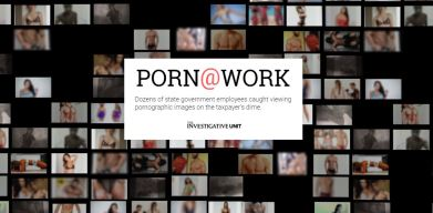 Porn at Work: Calif. Workers Caught Viewing Explicit Images